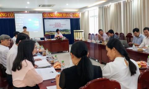 Nghiên cứu Cấu trúc làng và sắp xếp, bố trí dân cư vùng dân tộc thiểu số trong xây dựng nông thôn mới tỉnh Quảng Nam