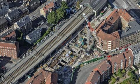 Xây dựng ga metro ngầm khu vực nội đô – Bài học kinh nghiệm từ Paris