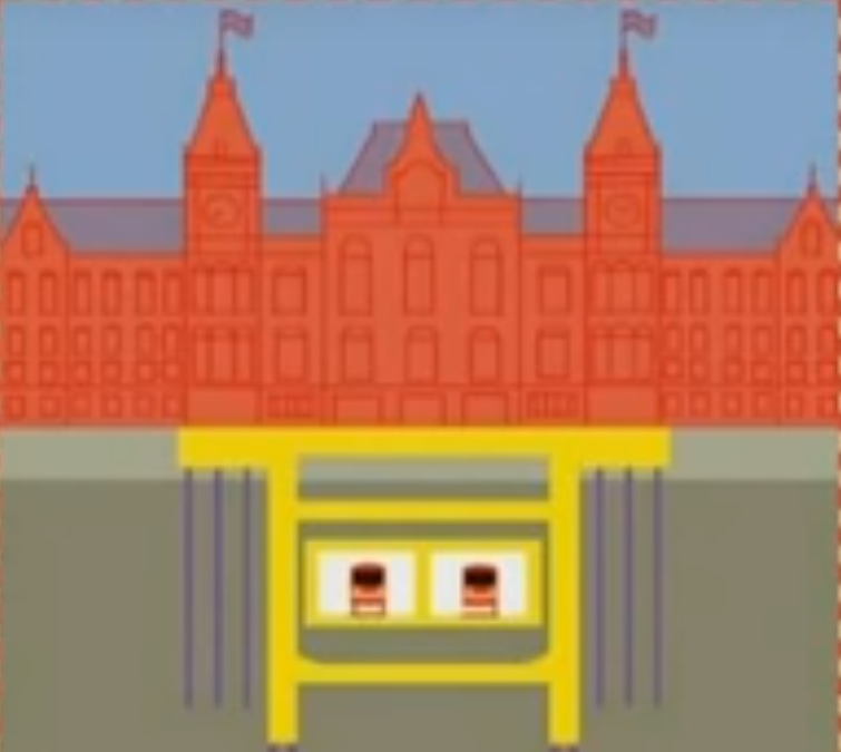 Hình 7: Phương pháp thi công của tuyến metro Bắc-Nam ở thủ đô Amsterdam (Hà Lan)