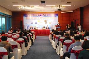 Họp báo giới thiệu Triển lãm Quốc tế Xây dựng VIETBUILD Hà Nội 2018 lần ba