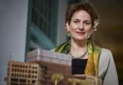 """Francine Houben: """"Trực giác cũng là yếu tố quan trọng với kiến trúc"""""""