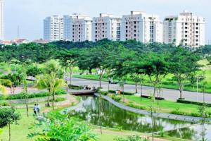 Cần khuyến khích các doanh nghiệp phát triển đô thị xanh