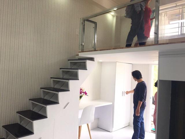 Khu nhà cho thuê dài hạn tại đường số 36 (phường Linh Đông, quận Thủ Đức) được nhiều khách hàng ưa chuộng.