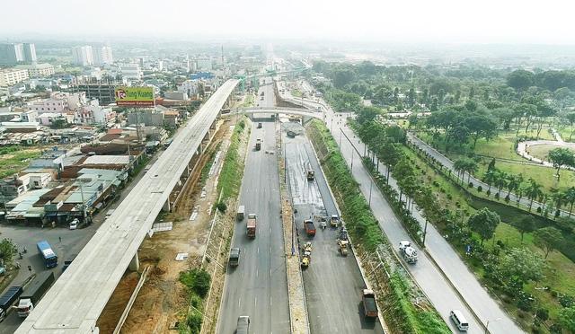 Tuyến metro Bến Thành - Suối Tiên được kéo dài đến thành phố Biên Hòa sẽ tạo động lực cho thị trường bất động sản phát triển