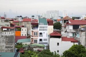 Moon house – tận hưởng sự hỗn loạn trong quá trình đô thị hóa của Hà Nội