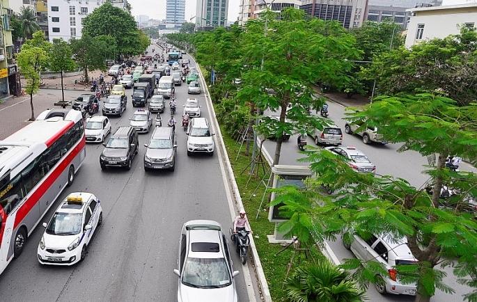 Hà Nội đã đạt 92,7% mục tiêu Chương trình 1 triệu cây xanh