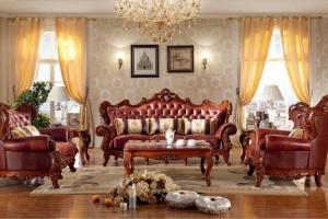 Sắp xếp bàn ghế phòng khách hợp phong thuỷ