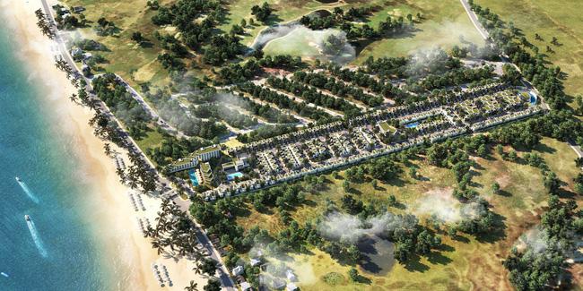 Dự án GoldSand Hill Villa vừa được Công ty Lộc Tú tung ra thị trường