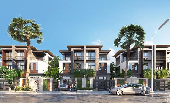 Dự án có gần 300 Villa nghỉ dưỡng