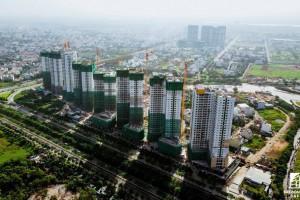 Khu vực có đất nền, căn hộ được giao dịch nhiều nhất tại TPHCM