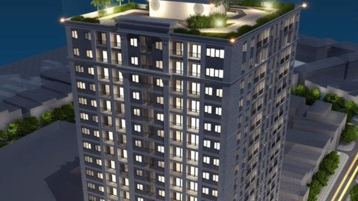 Dự án Saigontel Central Park được xây dựng trên diện tích hơn 21.000 m2 bao gồm 187 căn hộ, shophouse với thiết kế hiện đại