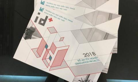 ĐH Kiến trúc TP Hồ Chí Minh triển lãm thiết kế nội thất ID+2018