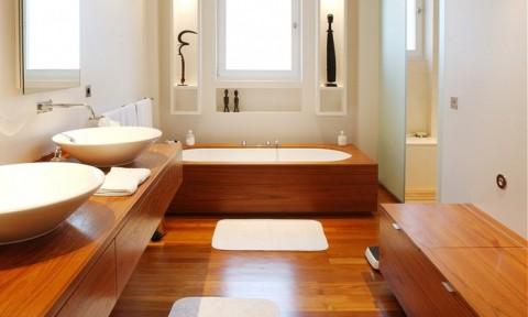 Chọn vật liệu gì để lát sàn nhà tắm chuẩn nhất?