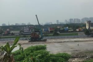 Xây bến xe Yên Sở: Bộ không đồng thuận, Hà Nội quyết làm