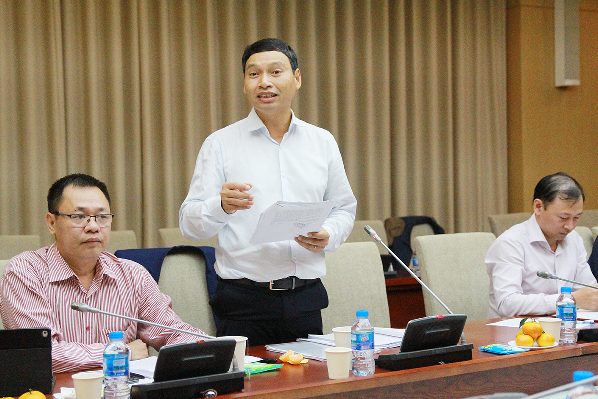 Phó Chủ tịch UBND TP Đà Nẵng, ông Hồ Kỳ Minh chia sẻ tại Hội nghị thẩm định