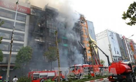 Thủ tướng Chính phủ vừa có chỉ thị yêu cầu tăng cường công tác phòng cháy, chữa cháy (PCCC) tại khu dân cư.