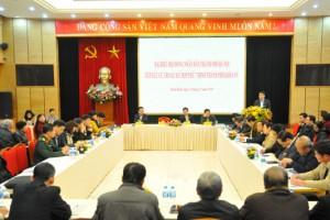 Chủ tịch Nguyễn Đức Chung: Hà Nội luôn ưu tiên đầu tư cho phát triển hạ tầng giao thông