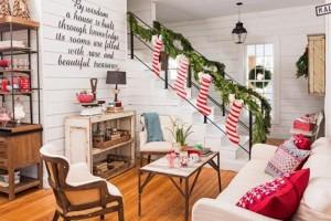 5 bí quyết cách trang trí nhà đẹp đón Giáng sinh bất chấp diện tích eo hẹp