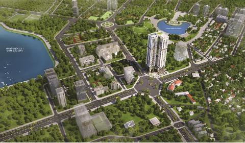 Golden Park Tower tung chính sách bán hàng ưu đãi