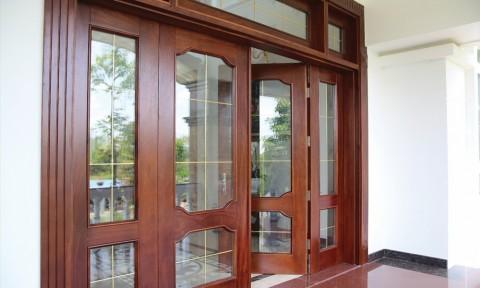 Những tiêu chí hàng đầu khi lựa chọn cửa gỗ cho ngôi nhà
