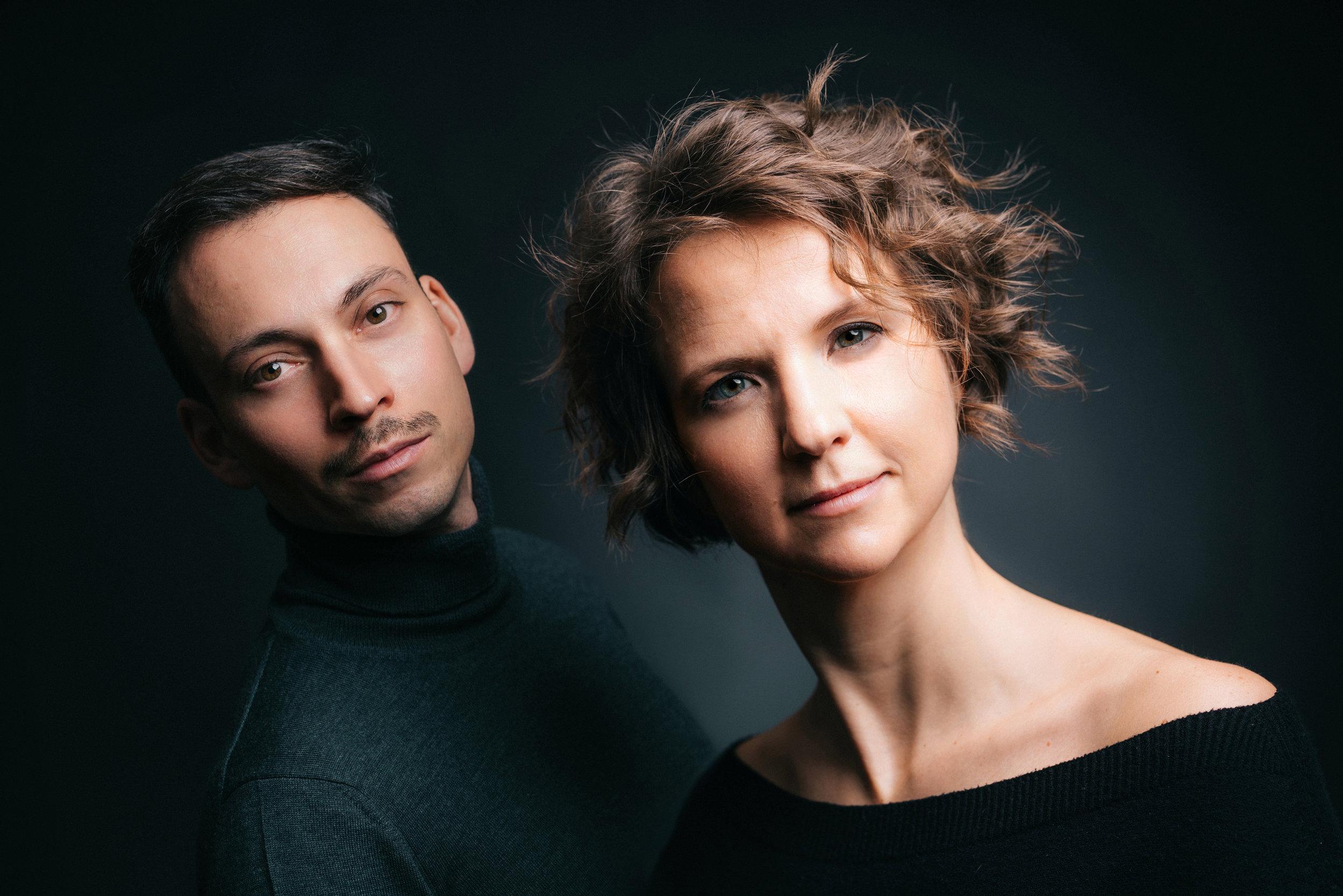 Nhà thiết kế Federico Meroni và Claudia Danelon