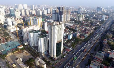 Bất động sản Hà Nội: Căn hộ giảm giá cả tỷ đồng vì mấy năm không bán nổi
