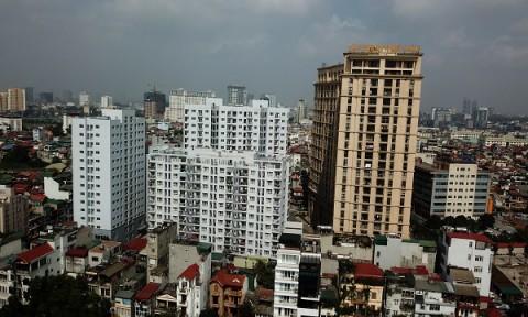 Thị trường căn hộ tại trung tâm Hà Nội: Cạnh tranh khốc liệt