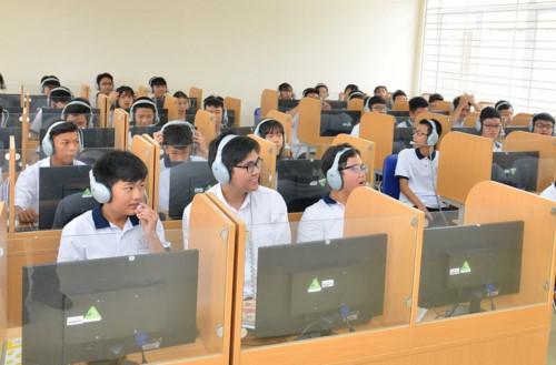 Nhiều trường học ở Hà Nội được xây dựng mới trong năm học 2018-2019
