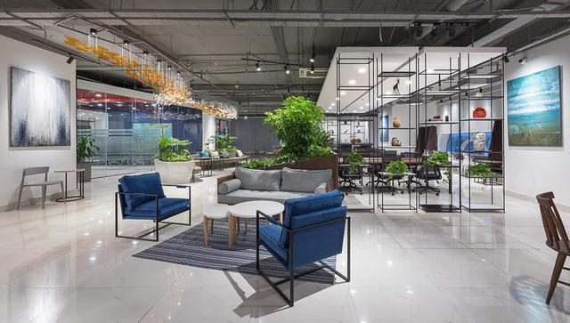 Văn phòng chia sẻ (Co-Working Space) cũng là xu hướng của thị trường BĐS