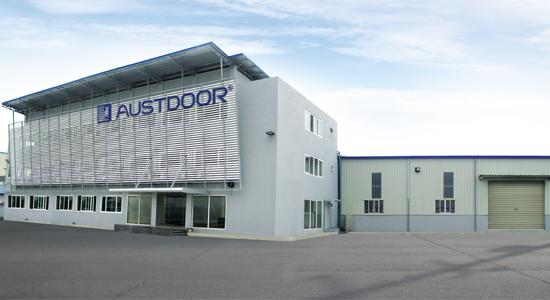 Hệ thống nhà máy cửa cuốn lớn nhất Việt Nam của Austdoor
