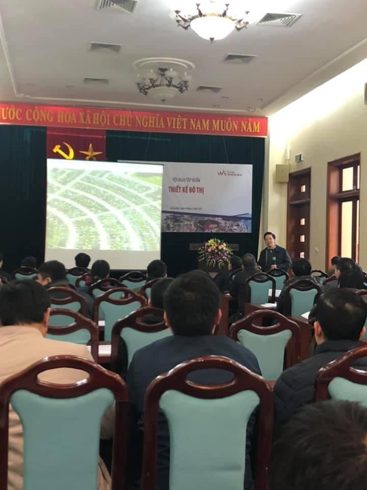 ThS.KTS. Vũ Đình Thành - Phó Viện trưởng Viện KTQG Trường hợp thiết kế đô thị mẫu Nha Trang và Quảng Ninh – Những vấn đề từ lý luận đến thực tiễn