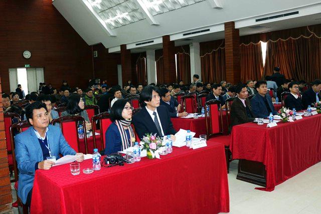 Các chuyên gia trong nước, quốc tế tham dự Hội thảo