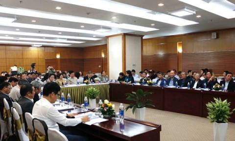 """Hội thảo """"20 năm Hội Quy hoạch phát triển đô thị Việt Nam với sự nghiệp quy hoạch xây dựng đất nước"""""""