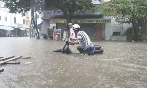 Lụt ở miền Trung