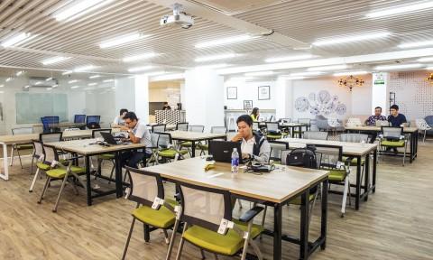 """Co-working space: """"Miếng bánh ngon"""" với nhà đầu tư ngoại"""
