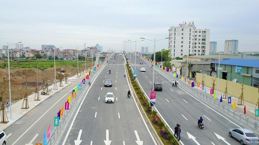 Đường Lê Đức Thọ đến khu đô thị mới Xuân Phương của TASCO