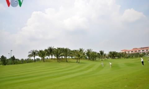 TPHCM: Xóa sân golf Tân Sơn Nhất, xin bổ sung một sân golf khác