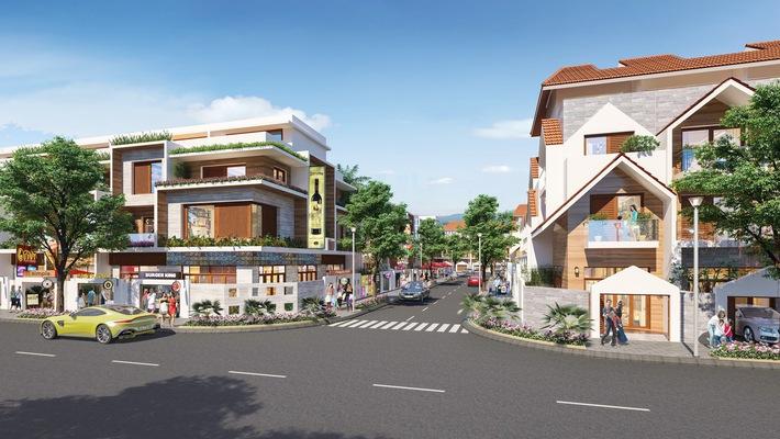 Dự án được thiết kế như một hệ sinh thái cho một cuộc sống phồn vinh với sự tham gia quản lý, vận hành của một Tập đoàn quản lý Nhật bản lần đầu tiên có mặt tại thành phố Bà Rịa