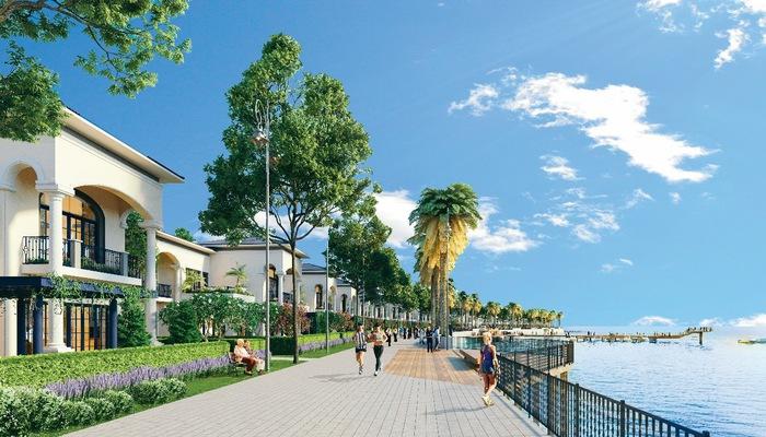 Với mức giá từ 11,8 triệu/m2, Ha Tien Venice Villas được xem là suất đầu tư cạnh tranh nhất thị trường, bằng 1/5 thậm chí 1/10 các dự án cùng thời điểm