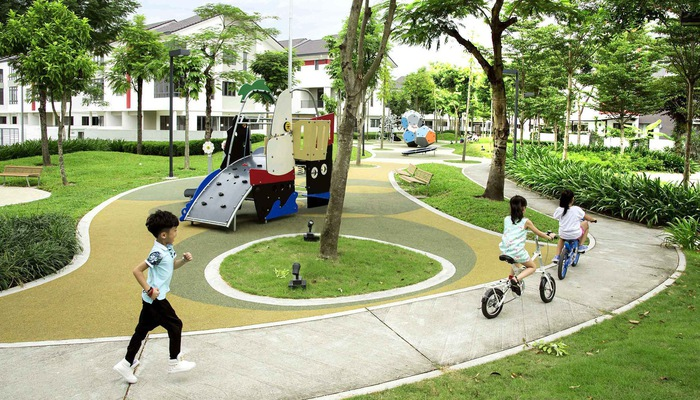 Cuộc sống cân bằng giữa không gian xanh và tiện ích dịch vụ lý tưởng tại Gamuda City - Hà Nội