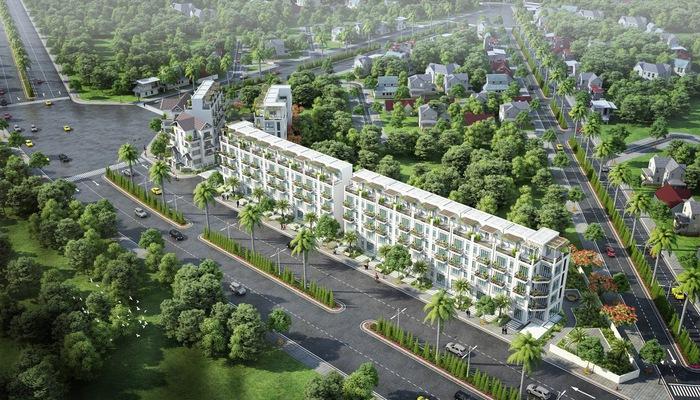 Cụm dự án biệt thự, liền kề của Hateco được hưởng lợi lớn từ hạ tầng quận Nam Từ Liêm
