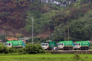 Chủ tịch Hà Nội lên tiếng việc đường Thủ đô ngập trong rác