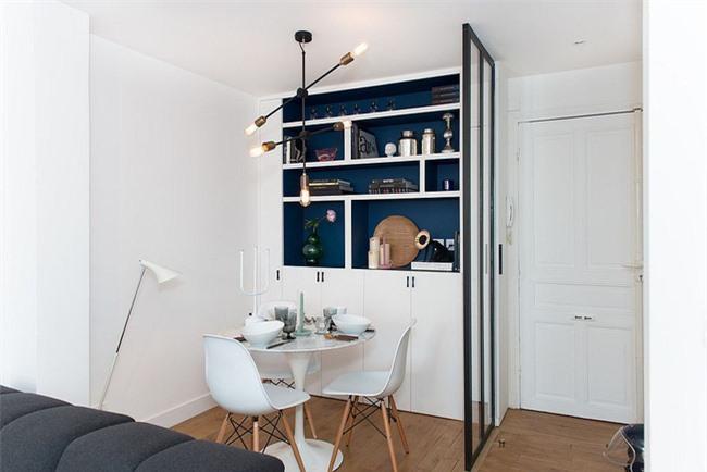 Phòng ăn hoàn hảo cho hai người trong căn hộ nhỏ