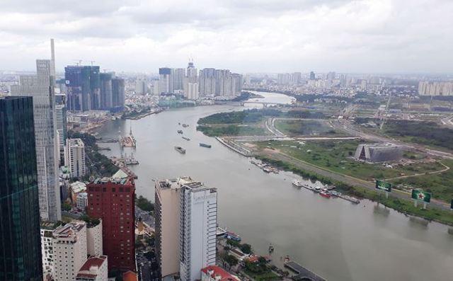 TPHCM là địa phương thu hút mạnh dòng vốn đầu tư nước ngoài vào lĩnh vực bất động sản