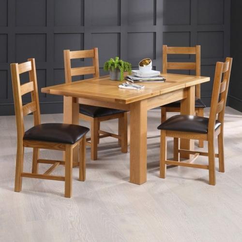 Bộ bàn ghế ăn bằng gỗ lý tưởng cho những không gian sống hiện đại khi mà cuộc sống con người ngày càng bận rộn, những bữa cơm bên cạnh người thân yêu trở thành những khoảnh khắc vô cùng đáng nhớ