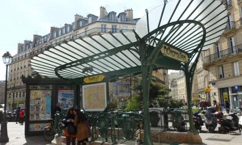 Xây dựng ga metro ngầm  khu vực nội đô Bài học kinh nghiệm từ Paris