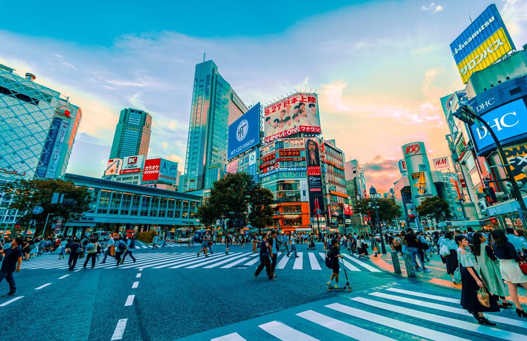 Thành phố 10 triệu dân Tokyo chỉ có 1% rác bị thải ra môi trường. (Ảnh: Jezael Melgoza)