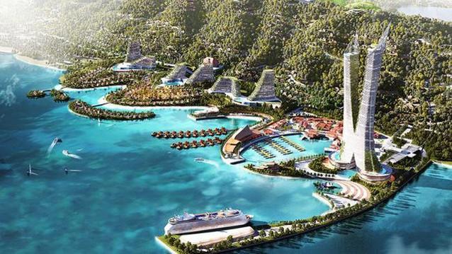 Dự án soán ngôi Landmark 81 trong tương lai