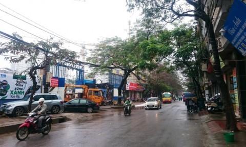 Duyệt chỉ giới đường đỏ tuyến đường Nguyễn Tuân (quận Thanh Xuân)