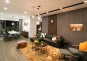 'Mãn nhãn' căn hộ 139m2 tại Green Pearl 378 Minh Khai